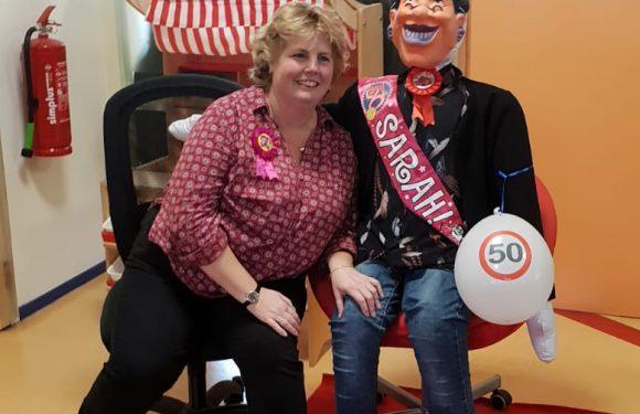 Astrid 50 jaar