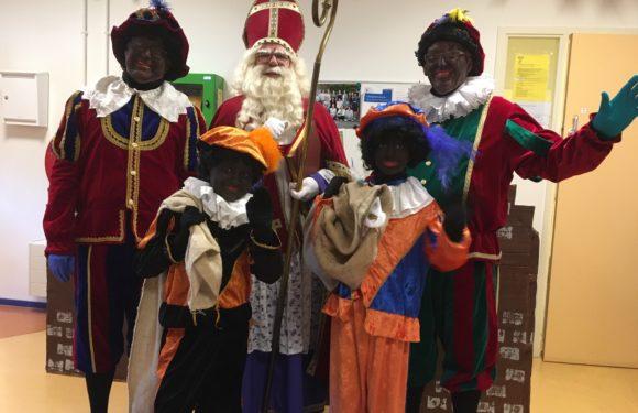 Sinterklaasfeest bij Kwiebus