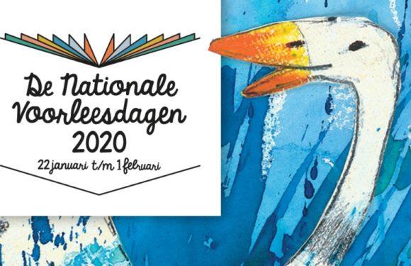 De Nationale Voorleesdagen 2020!