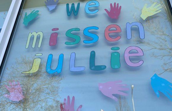 We missen jullie!